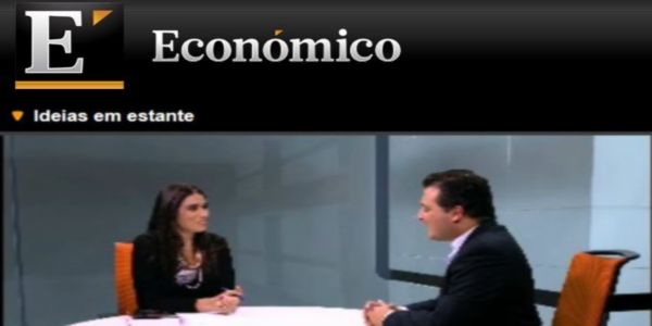 Eduardo Pires Coelho em Entrevista ao Económico TV – Ideias em Estante