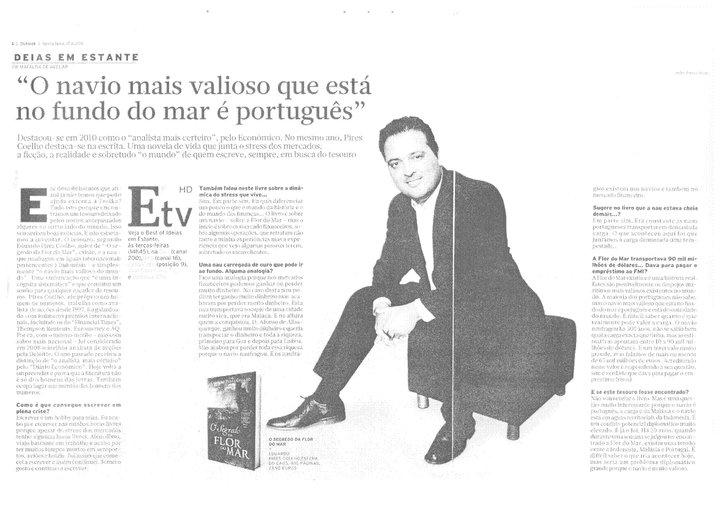 Entrevista ao Diário Económico 17 de Junho de 2011