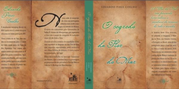"""""""O Segredo da Flor do Mar"""" foi publicado no Brasil"""