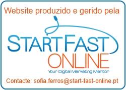 Website Produzido pela Start Fast Online