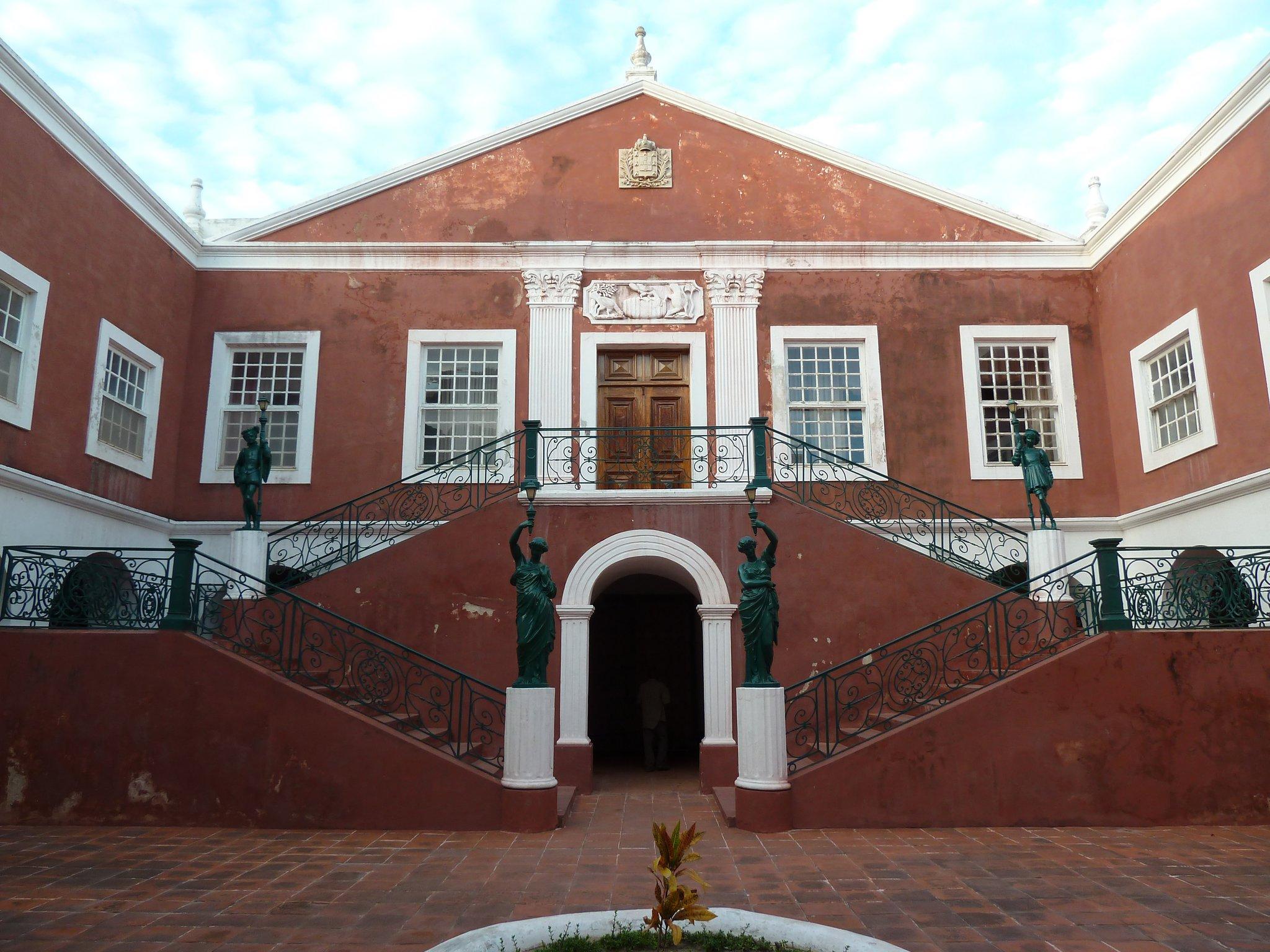Palácio de S. Paulo, Ilha de Moçambique